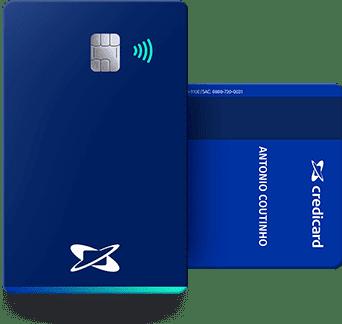 Cartão de Crédito Credicard